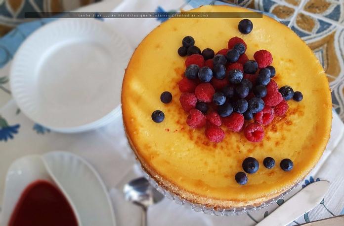 cheesecake Donna Hays