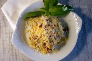 Vermicelli-de-arroz-a-la-Carbonara